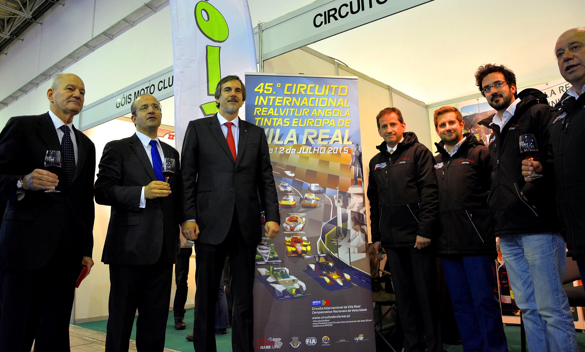 Circuito Internacional de Vila Real no 2º Salão dos Campeões. foto4