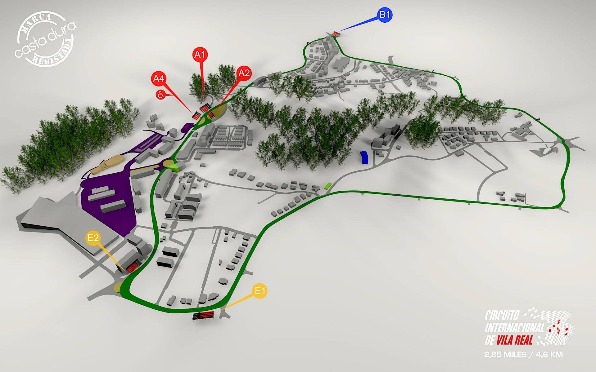 Circuito Vila Real : Circuito internacional de vila real aceleravilareal by