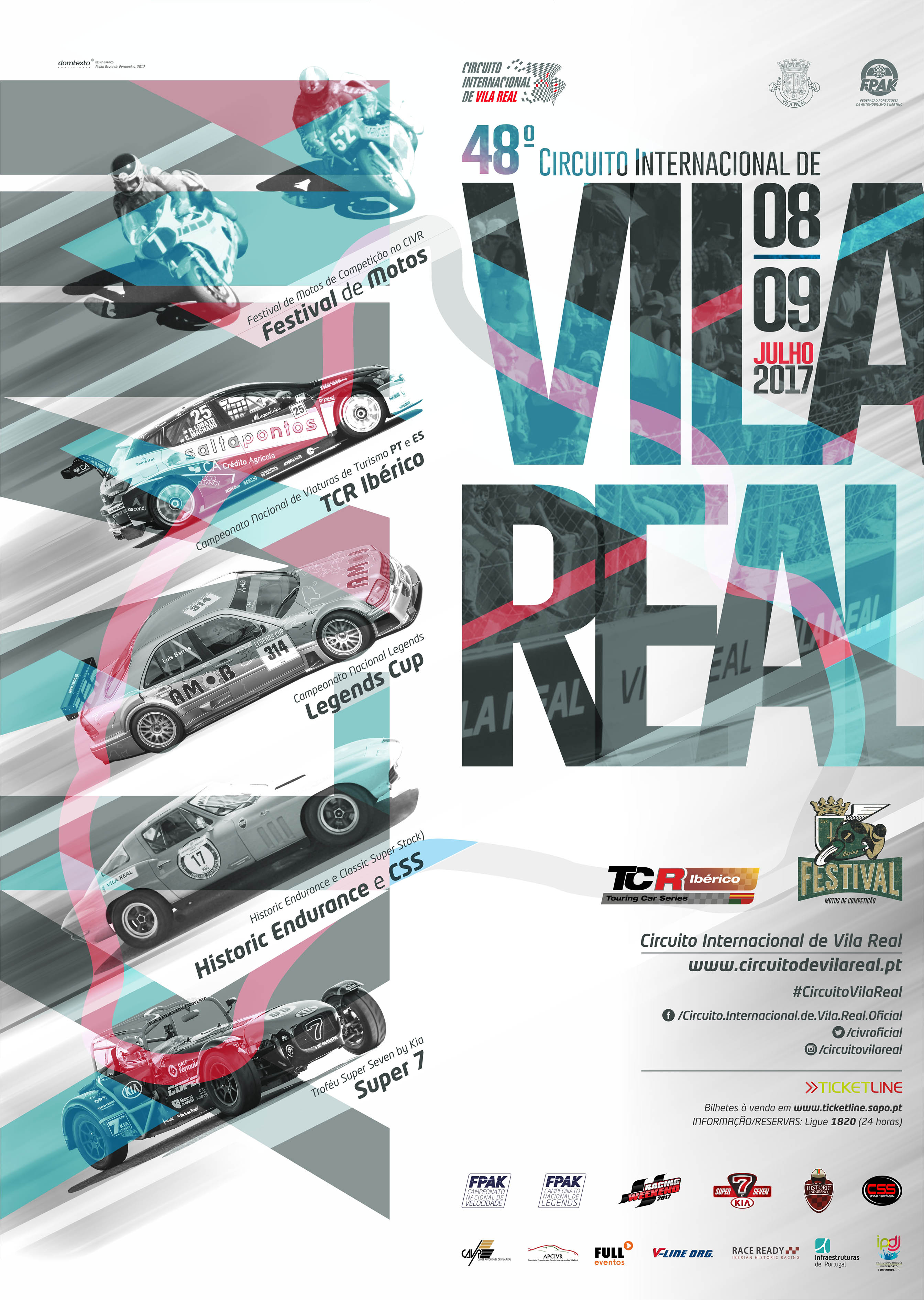 Circuito Vila Real : Bilhetes para o º circuito internacional de vila real estão